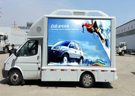P6 Full Color Mobile LED Screen / Outdoor Led Video Display For Advertising