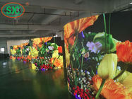 Outdoor Rental LED Display Waterproof Stage Screen Background Wall 6500K-9500K