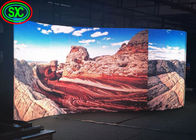 SMD Curved Advertising LED Screens 3.91mm Pixel Pitch 25 Watt Easy Installation