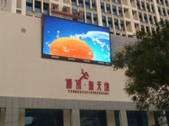 DC 5V Outdoor Video Wall Screen , Full Color Led Panel 43222 Dots / Sqm Density