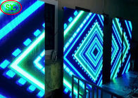 Outdoor Led Stage Display Flexible Backdrop Screen P4.81 P3.91 3 Years Warranty