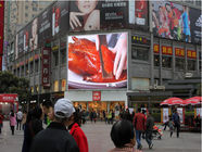 High Definition Advertising LED Screens P8 Full Color Module 256*128mm 3 Years Warranty