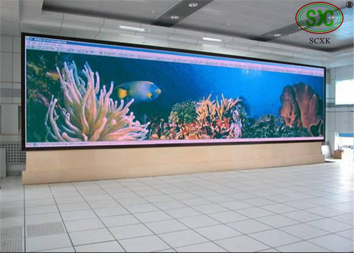 High Resolution Indoor Full Color LED Display 160*160mm Module Size