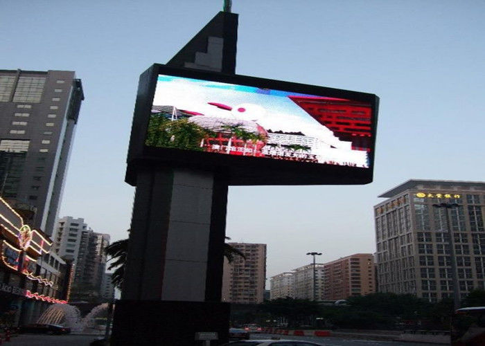 P2 Out door Single Color Led Display Module , Video led billboard High definition