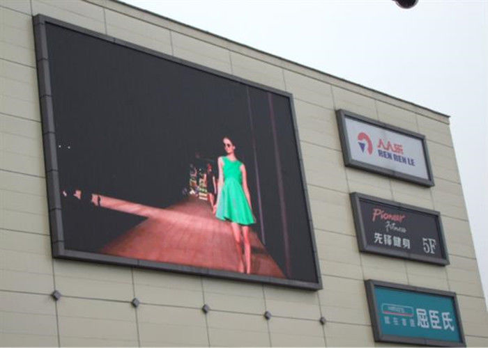 SMD IP65 Outdoor Full Color Rental Led Display Die-Casting Aluminum P10 LED Scren Hire