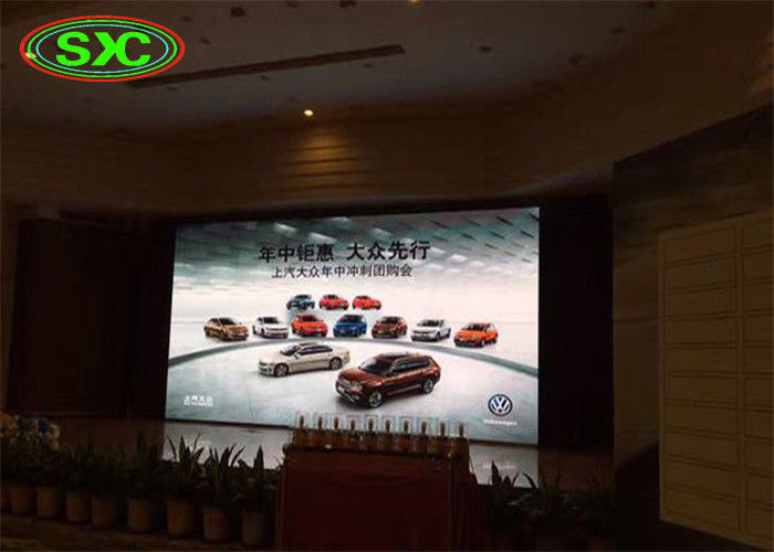 Indoor HD P3 Full Color LED Display Screen/Panel/Board/ for TV Showroom