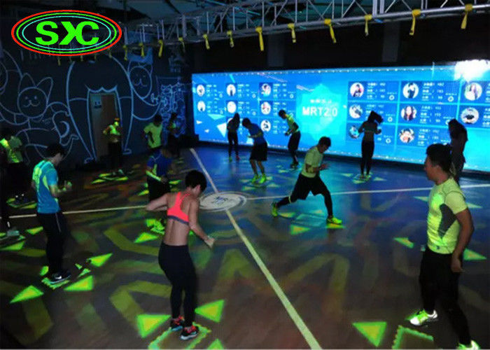 Strong dance display carrying capacity/P8.928 LED Tile Screen Led Dance Floor