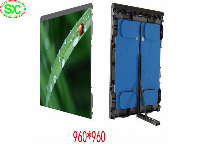Scrolling Soccer Football Stadium Perimeter LED Display Boards Great waterproof