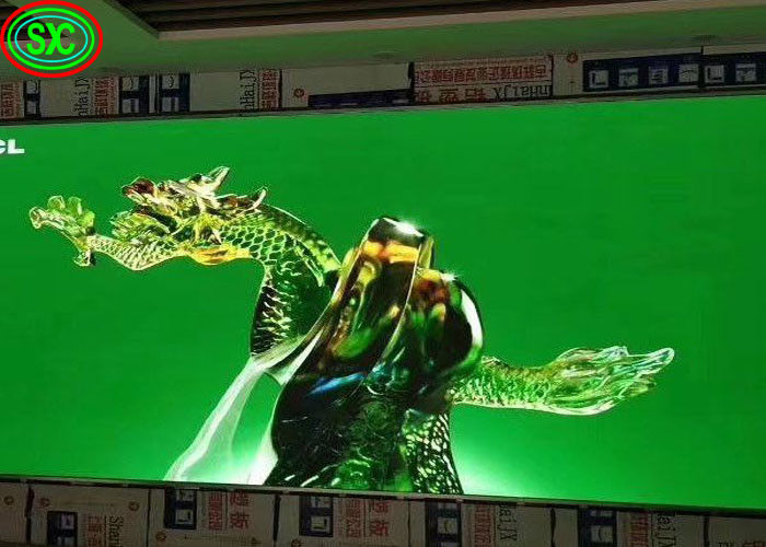 1R1G1B Indoor Full Color LED Display Stage Audio Visual Equipment P3 P3.9 P4.8