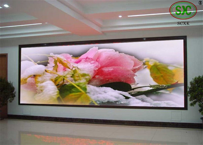 Dynamic P10 SMD Indoor Full Color  LED Display panel , Programmable LED screen